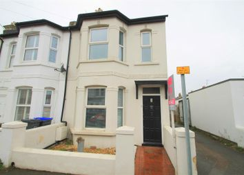 Thumbnail 3 bed end terrace house for sale in Cecil Road, Lancing