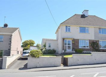 Thumbnail 3 bed semi-detached house for sale in Pembroke Road, Haverfordwest