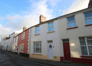 Thumbnail 3 bed terraced house for sale in Torrington Street, Bideford