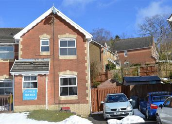 Thumbnail 2 bed semi-detached house for sale in Elmwood Grove, Georgetown, Tredegar