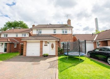 Thumbnail 4 bed detached house to rent in Longborough Court, South Gosforth, Newcastle Upon Tyne