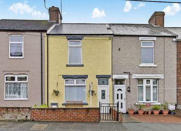 Thumbnail 2 bed terraced house for sale in Gordon Terrace, Ferryhill