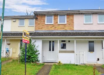 Thumbnail 2 bed terraced house for sale in Savage Road, Lords Wood, Chatham, Kent