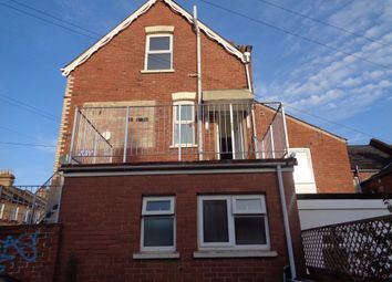 Thumbnail 2 bed maisonette to rent in Manston Road, Exeter