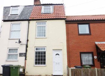 Thumbnail 2 bed terraced house for sale in Trinity Place, Great Yarmouth
