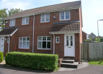 Thumbnail 3 bedroom semi-detached house to rent in Cherry Arbour, Barnstaple