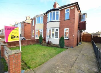 Thumbnail 3 bed semi-detached house for sale in Westbourne Grove, Goole