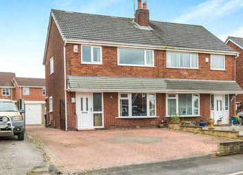 Thumbnail 3 bedroom semi-detached house for sale in Ronaldsway, Ribbleton, Preston