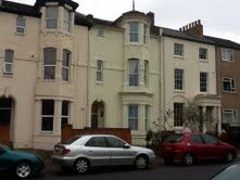 Thumbnail 1 bed flat to rent in Tachbrook Road, Leamington Spa