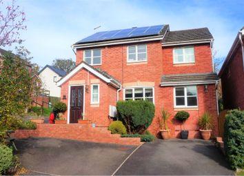 Thumbnail 4 bed detached house for sale in Derwen Fawr, Cilfrew