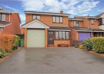 Thumbnail 3 bed detached house for sale in Reedham Road, Shrewsbury