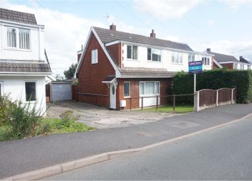 Thumbnail 3 bed semi-detached house to rent in Beech Street, Wrexham