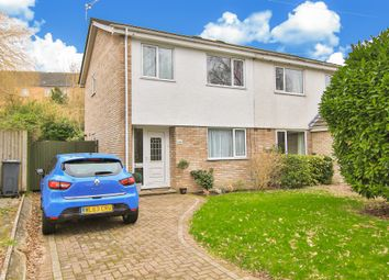 Thumbnail 3 bedroom semi-detached house for sale in Thornbury Close, Rhiwbina, Cardiff