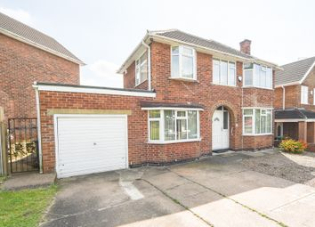 Thumbnail 4 bed detached house for sale in Laughton Avenue, West Bridgford, Nottingham