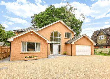 Thumbnail 5 bed detached house for sale in Kiln Ride, Finchampstead, Wokingham, Berkshire