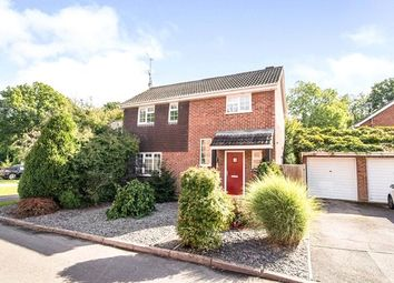 Thumbnail 3 bed detached house for sale in Mulberry Way, Chineham, Basingstoke