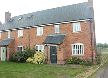 Thumbnail 3 bed semi-detached house for sale in Marefield Lane, Tilton On The Hill, Leicester