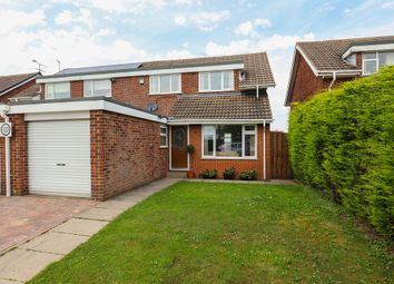 Thumbnail 3 bed semi-detached house for sale in Derwent Road, Dronfield