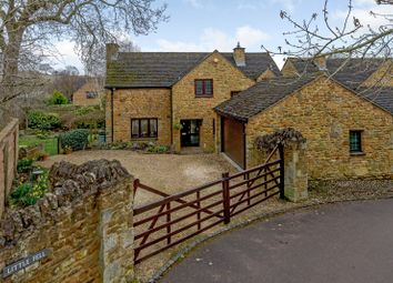 Thumbnail 4 bedroom detached house for sale in The Mead, Mollington, Banbury, Oxfordshire