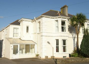 Thumbnail 1 bed flat to rent in Dolvean Apartments, 48 Melvill Road, Falmouth, Cornwall