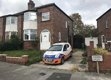 Thumbnail 3 bedroom semi-detached house to rent in Eden Crescent, Burley, Leeds