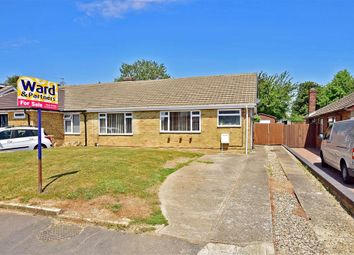 3 bed semi-detached bungalow for sale in Lakewood Drive, Wigmore, Kent ME8