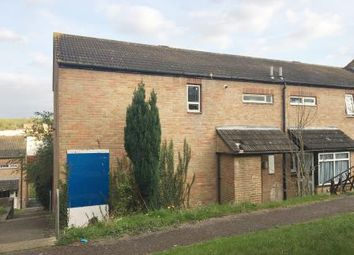 Thumbnail 3 bed end terrace house for sale in 18 Shanklin Close, Chatham, Kent