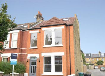 Thumbnail 4 bed end terrace house for sale in Effra Road, London