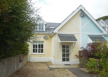 Thumbnail 2 bed terraced house for sale in Cwrtnewydd, Llanybydder