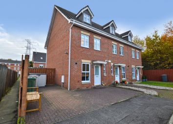 Thumbnail 3 bed terraced house for sale in Benn Avenue, Paisley