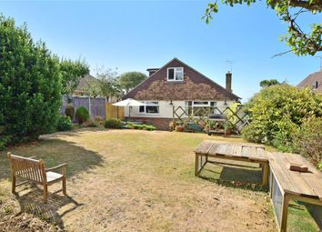 Thumbnail 4 bed detached bungalow for sale in Cleveland Close, Worthing, West Sussex