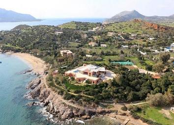 Thumbnail 9 bed villa for sale in Seaside Villa In Sounio, South Athens, Attica, Greece