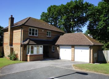Thumbnail 4 bed detached house to rent in Cotsland Road, Truro