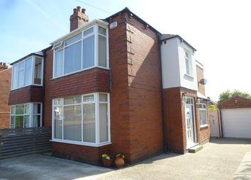 Thumbnail 3 bed semi-detached house to rent in Bendigo Road, Dewsbury