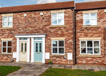 Thumbnail 2 bed terraced house for sale in The Maltings, Cliffe, Selby