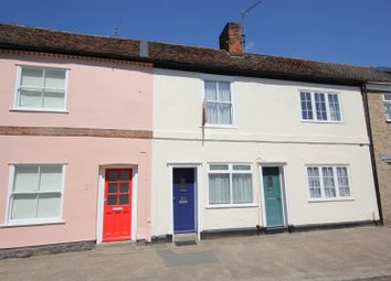 Thumbnail 1 bed cottage to rent in Ballingdon Street, Sudbury, Suffolk