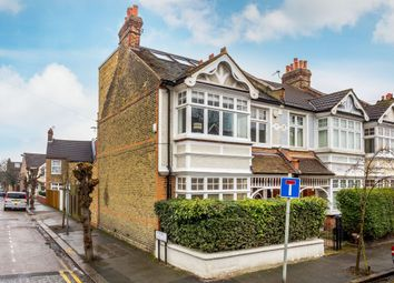 Thumbnail 5 bed property for sale in Rutlish Road, London