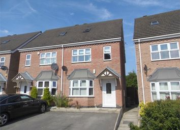 Thumbnail 3 bed semi-detached house for sale in Thomas Close, Leicester