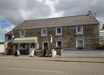 Thumbnail 4 bed detached house for sale in Chapel Road, Leedstown, Hayle, Cornwall