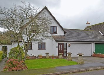 Thumbnail 3 bed detached house for sale in Davids Close, Sidbury, Sidmouth