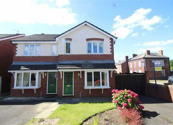 Thumbnail 3 bed semi-detached house for sale in Hill Street, Hindley, Wigan