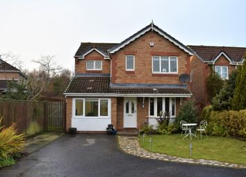 Thumbnail 3 bed detached house for sale in Moriston Drive, Livingston