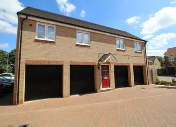 Thumbnail 2 bed detached house for sale in The Courtyard, Main Road, Barleythorpe, Oakham