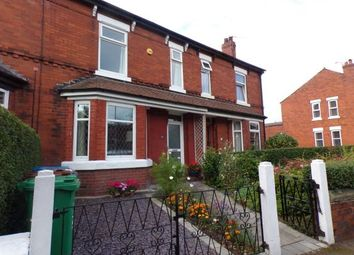 Thumbnail 3 bed terraced house for sale in Ivygreen Road, Chorlton, Manchester
