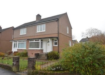 Thumbnail 3 bed semi-detached house to rent in St. Andrews, Grampian Way, Bearsden, Glasgow