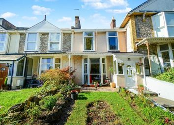Thumbnail 4 bedroom terraced house for sale in Torquay, Devon