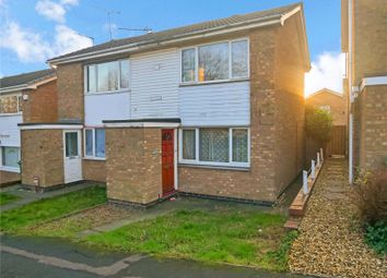 Thumbnail 2 bed semi-detached house for sale in Weldon Avenue, Sileby, Loughborough, Leicestershire