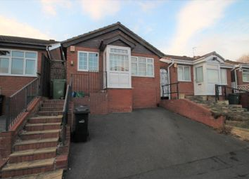 Thumbnail 2 bed bungalow to rent in Peachley Close, Halesowen, West Midlands