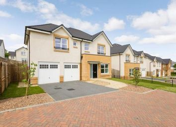 Thumbnail 4 bed detached house for sale in Mossbeath Grove, Uddingston, Glasgow, North Lanarkshire