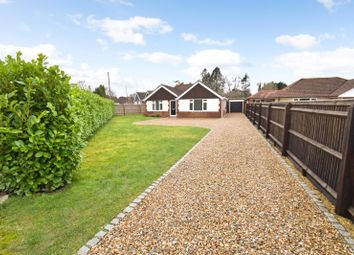 Codmore Crescent, Chesham HP5. 3 bed detached bungalow for sale